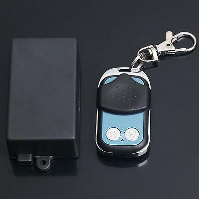 DC 12V 2CH Channel Wireless RF Transmitter Receiver Remote Control Switch