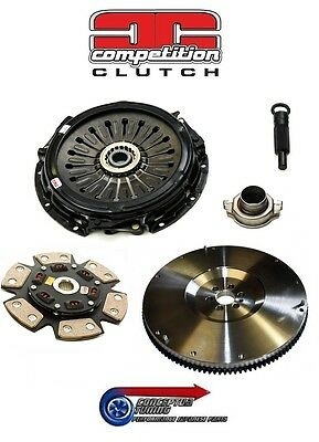 Stage 4 Competition Clutch & Lightened Flywheel Kit- For R34 Skyline GTT RB25DET