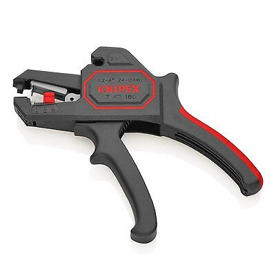 Knipex Automatic Wire Insulation Stripper 12 62 180
