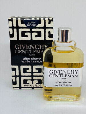 Givenchy Gentlmen After Shave 60ml No Spray -  Vintage -  New & Rare