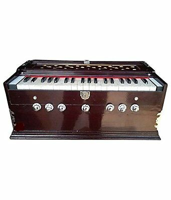 HOME DECOR EDH Dorpmarket Basic 7 Stopper Bass Male Harmonium