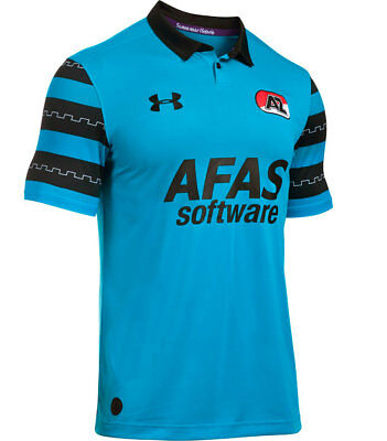 Under Armour AZ Alkmaar Fussball Trikot Away 2016 2017 Herren Polyester