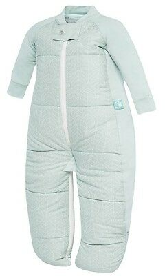 ergoPouch Winter Sleep Suit Bag 3.5 Tog (Mint) - 12-36m