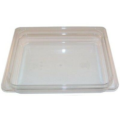 Cambro Half Size 2In Pan -135 22CW