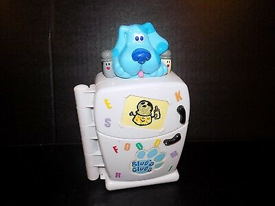 Fisher-Price Blues Clues Blue's  refrigerator toy learning