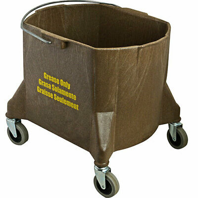 Grease Bucket W/ Casters 1331636 133-1636