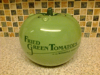 WADE MONEYBOX `RARE` FRIED GREEN TOMATOES AT THE WHISTLE STOP CAFE never used