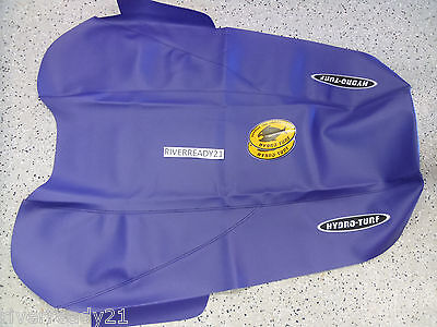 Yamaha Wave-Raider Seat Cover Hydro-Turf Brand Solid Purple In stock SEW76 RTS