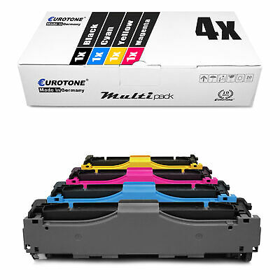 4 German Toner für HP Color LaserJet Pro MFP M476nw MFP M476dw Set