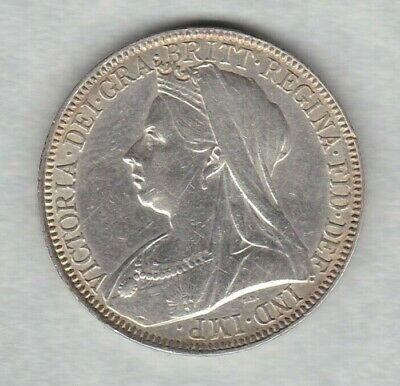 1964 Bermuda 50% Silver One Crown In Mint Condition