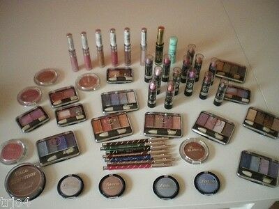 LAVAL COSMETICS - blusher / lipstick / eye shadow / liners / mascara
