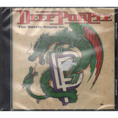 Deep Purple CD The Battle Rages On... Sigillato 0743211542029