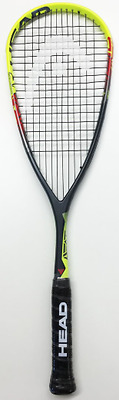Head Nano Ti Heat Squash Racquet - RRP 149.99 - BEST SELLER - FREE POST