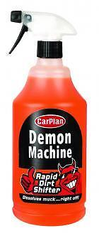 CarPlan Demon machine Rapid Dirt Shifter 1ltr. New.