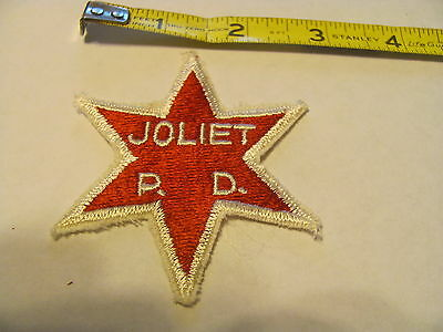 Police Patch Patches Hat Joliet Illinois Fantasy ?