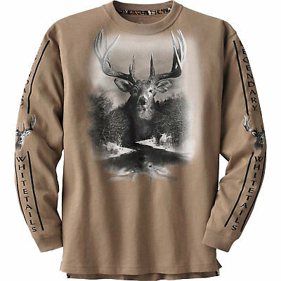 Legendary Whitetails Daydream Trophy Long Sleeve Tee