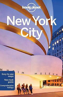 Lonely Planet New York City by Lonely Planet Paperback Book (English)