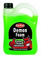 CarPlan Demon Wash Snow Foam Shampoo 2L.Pour On Or Top Up Spray Gun Container..