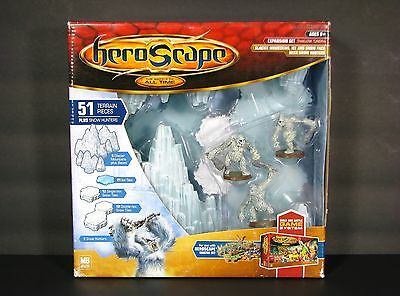 New Sealed Thaelenk Tundra Expansion Set For Heroscape - Ice & Snow Pack Rare