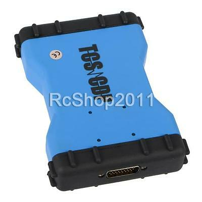 UK TCS CDP PRO 2014.02 Car & Truck Auto Diagnostic TooL 2014 R2 software Scanner