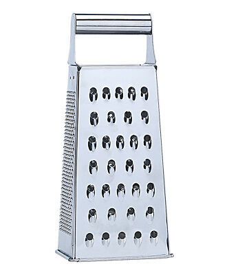 Box Grater 4 Sided Stainless Steel Grater Cheese Kitchen Tools Graters
