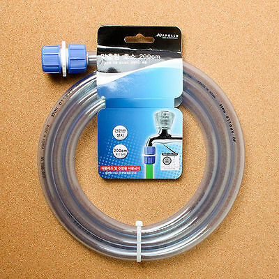 2m 6.6' Ready to Use Sized Hose Connector Just Connect Use Convinient Simple