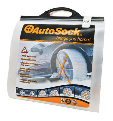 Chaussettes A Neige Autosock Mod.hp690  Neuf