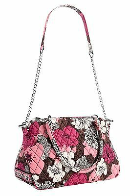MOCHA ROUGE Vera Bradley Chain Bag PURSE New With Tags 11810-110 MSRP $78