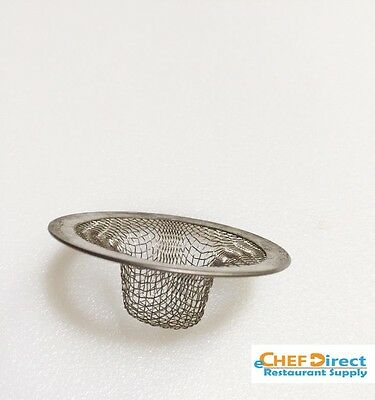 "New 2-1/4"" Small Stainless Steel Sink Strainer - Free Shipping!!!"