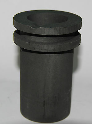 Graphite Crucible Melting Pot 80ml 99.9% SiO2 Silicon dioxide Melting Container