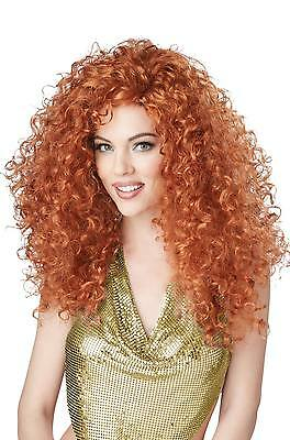1970's Disco Diva Do Wig (Auburn)
