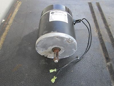 Imperial 36 volt DC motor 1/2hp 320rpm NSS Charger Drive motor Tested