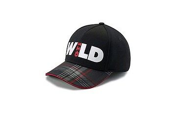 "New Genuine Volkswagen VW GTI ""WILD""  Baseball Cap"