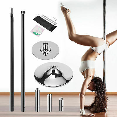 Pole dance Barras de danza verticales tabledance baile Static&spinning 45 mm