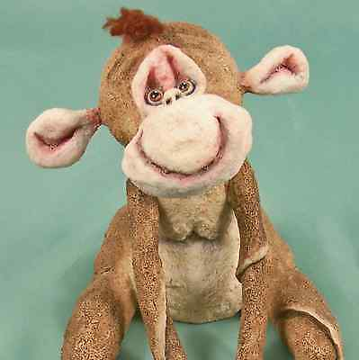 A Breed Apart Stan Chimpanzee MIB Little Munkies Monkey Shelf Country Artists