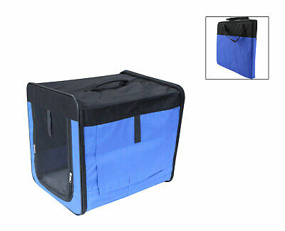 Katzenbox Hundebox Transportbox Hundetransportbox Auto Transport Faltbar Katze