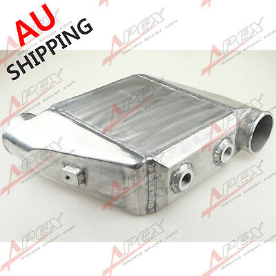 """Water to Air Intercooler 3.5"""" (89mm)  Inlet /Outlet 410x310x115mm AU Shipping"""