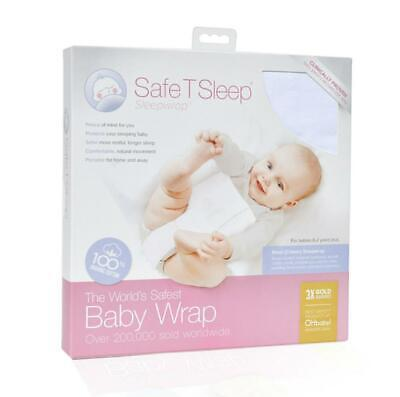 Safe T Sleep Small Cot Baby Wrap Free Shipping!