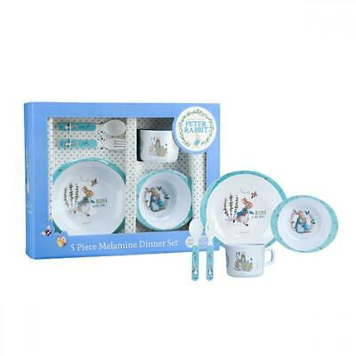 Peter Rabbit 5 Piece Dinner Set Peter Rabbit