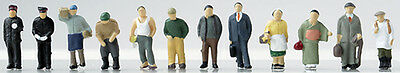 TOMIX N Scale 1/150 TOMYTEC Human Collection 107 : People in Showa Period A
