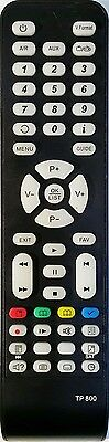 Replacement Topfield Remote Control For Tp304 Tp804 Trf2100 Tf7100Hdpvrt Tbf7120