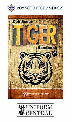 New BSA Boy Scouts of America / Cub Scout TIGER Handbook 2015 Latest Edition
