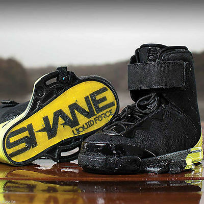 2016 Liquid Force SHANE Wakeboard Boots  10-11  ($49.99 Worldwide Shipping)