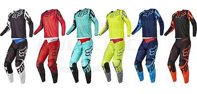 Fox Racing 180 Race Jersey & Pant Combo Men's Motocross/MX/ATV/BMX Dirt Bike '17