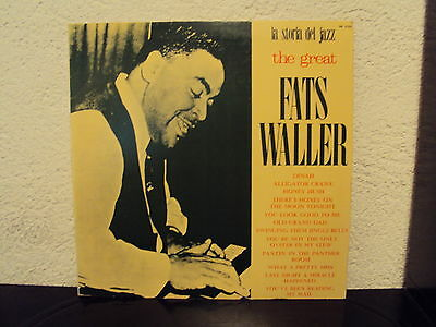 FATS WALLER  - The great