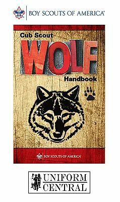 New BSA Boy Scouts of America / Cub Scout WOLF Handbook 2015 Latest Edition