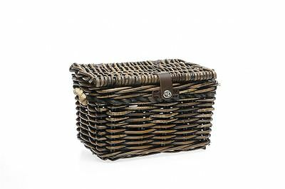 New Looxs Melbourne Front Basket Brown Medium