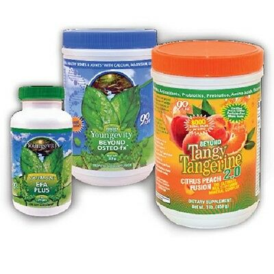 Youngevity Healthy Body Start Pak 2.0, 90 Essential Nutrients, Dr. Wallach