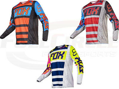 Fox Racing 180 Falcon Riding Jersey Men's Motocross/MX/ATV/BMX/MTB Dirt Bike 17