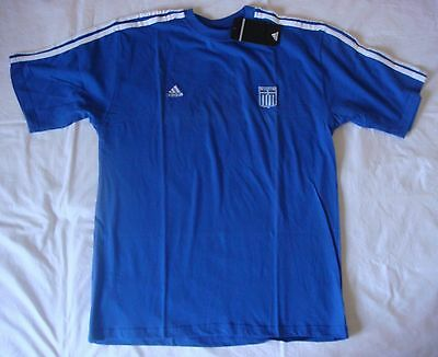Greece 2004 Olympic Games track & field warm up shirt, Adidas, Size L, BNWT